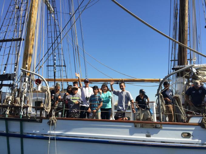Student Ocean Scientist Program Los Angeles