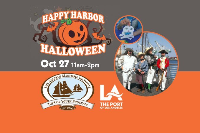 Happy Harbor Haloween 2018 - Oct 27, 2018