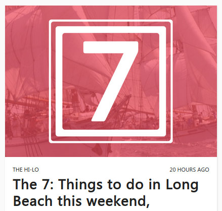 7 things to do in long beach this weekend